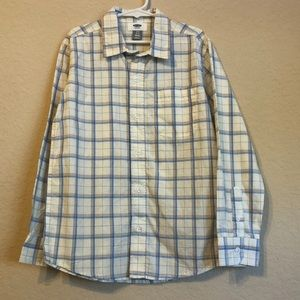 New with tags Old navy size small 6/7 button up